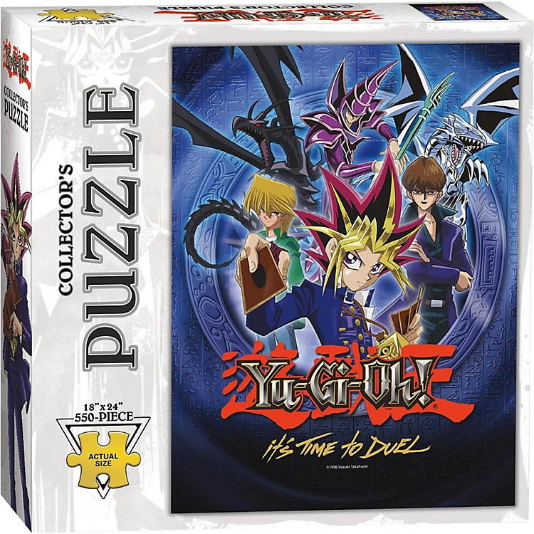 USAOPOLY Yu-Gi-Oh! Collector's Puzzle