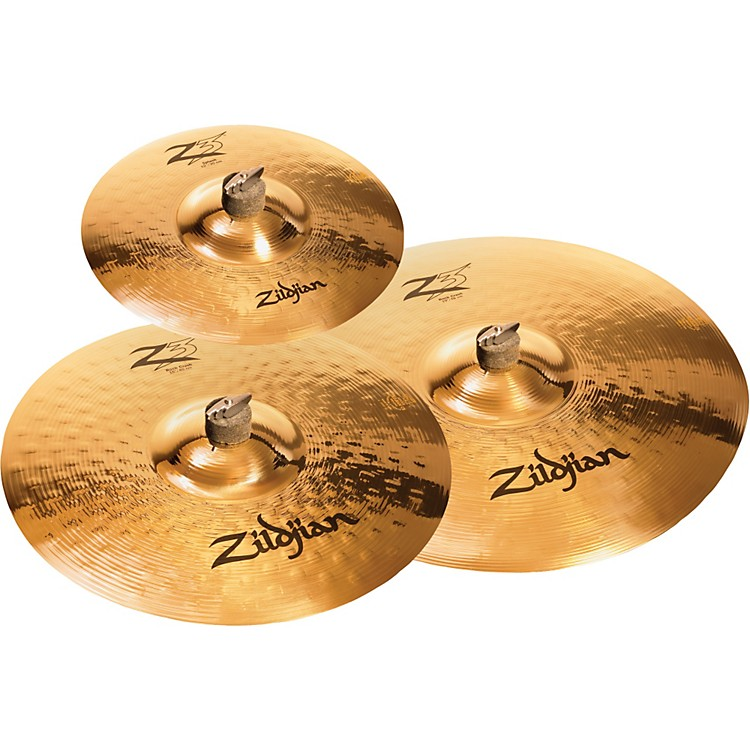 Zildjian Z3 Crash Cymbal Pack