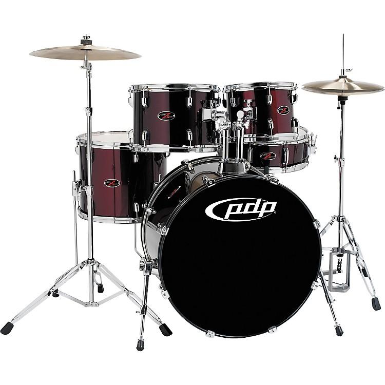 PDP by DWZ5 5-Piece Drum SetGray Metal