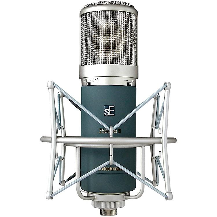 sE ElectronicsZ5600a II Large-Diaphragm Tube Condenser Microphone