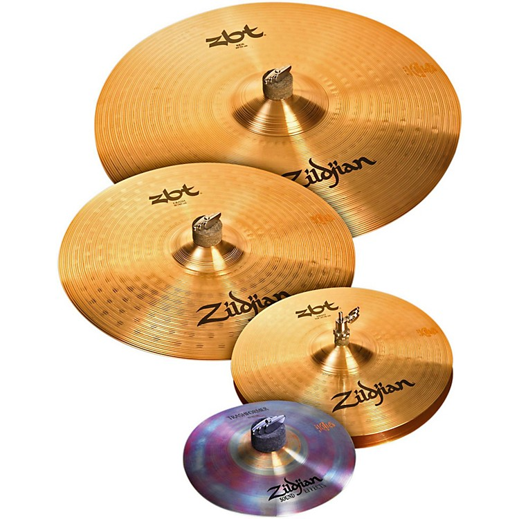 Zildjian ZBT 5 Box Set
