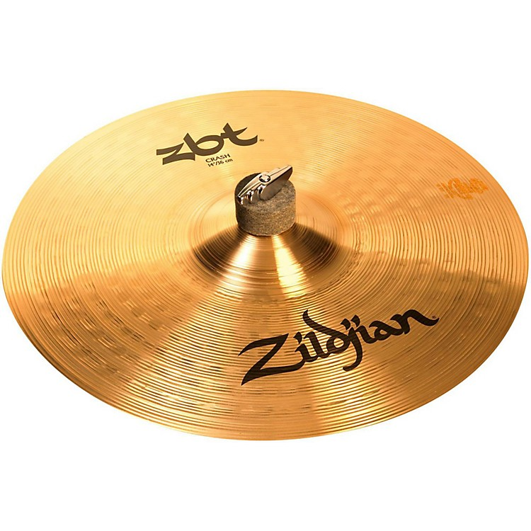 Zildjian ZBT Crash Cymbal  14 in.