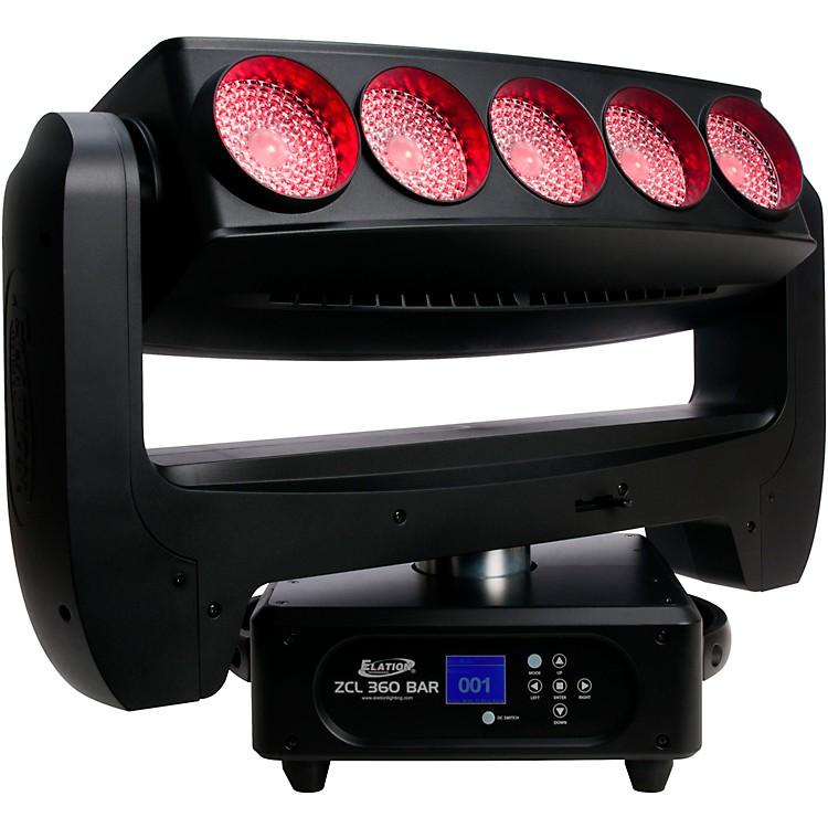 ElationZCL 360 BAR Moving Head LED FixtureBlackRiversandTestlegacy