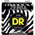 DR StringsZEBRA Electric-Acoustic Heavy (9-46) thumbnail