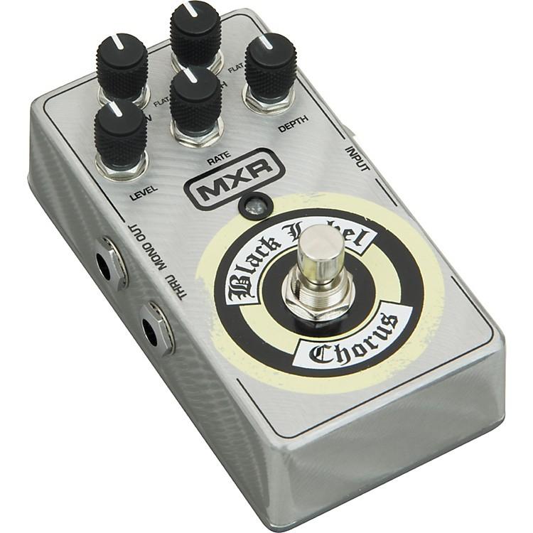MXRZW38 Zakk Wylde Black Label Chorus Guitar Effects Pedal