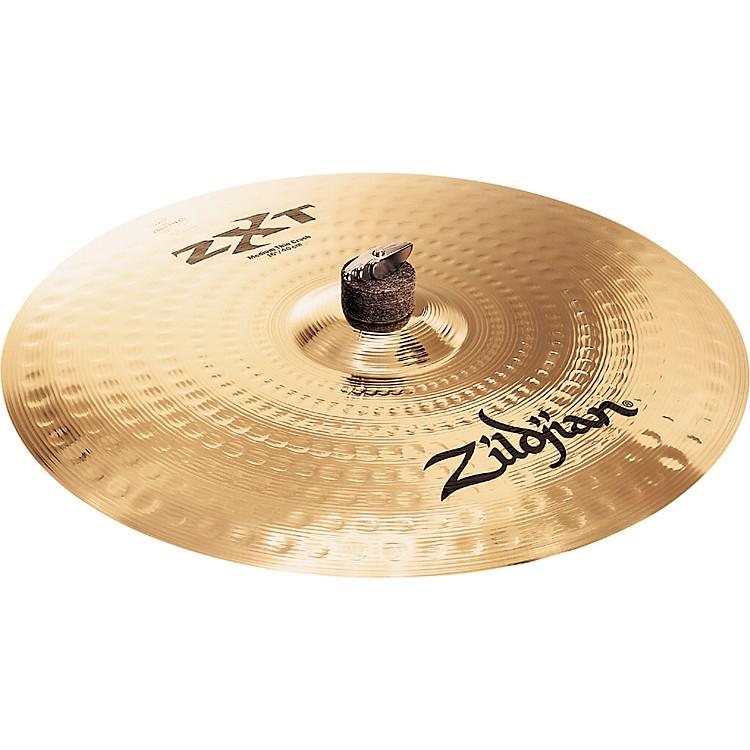 ZildjianZXT Medium-Thin Crash Cymbal