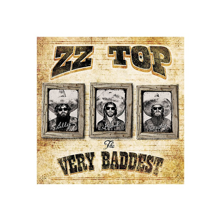 Alliance ZZ Top - Very Baddest (CD)