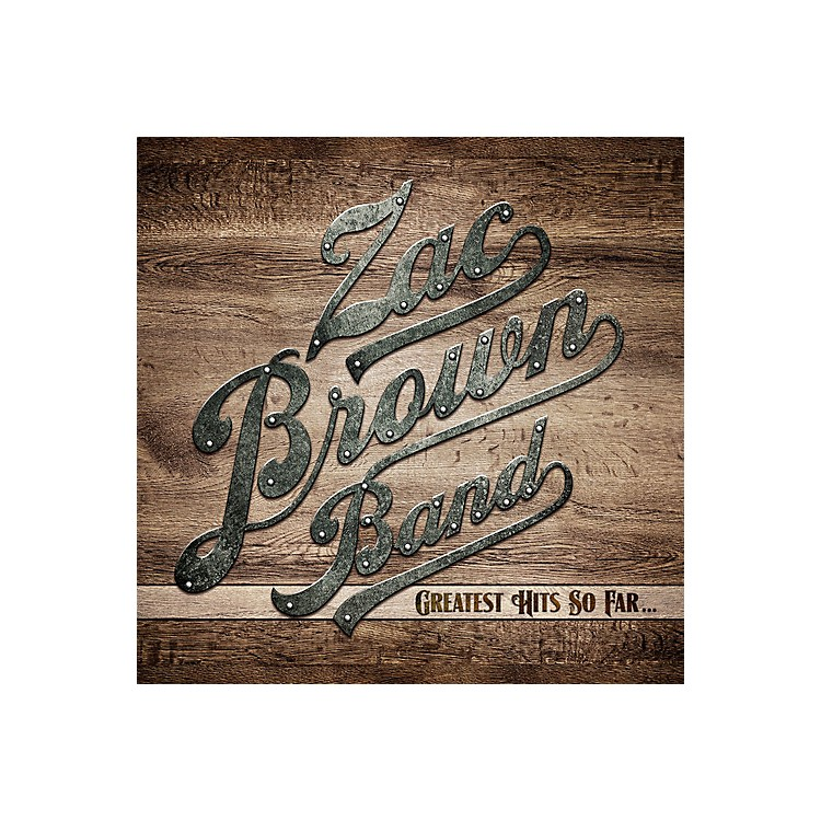 Alliance Zac Brown - Greatest Hits So Far (CD)