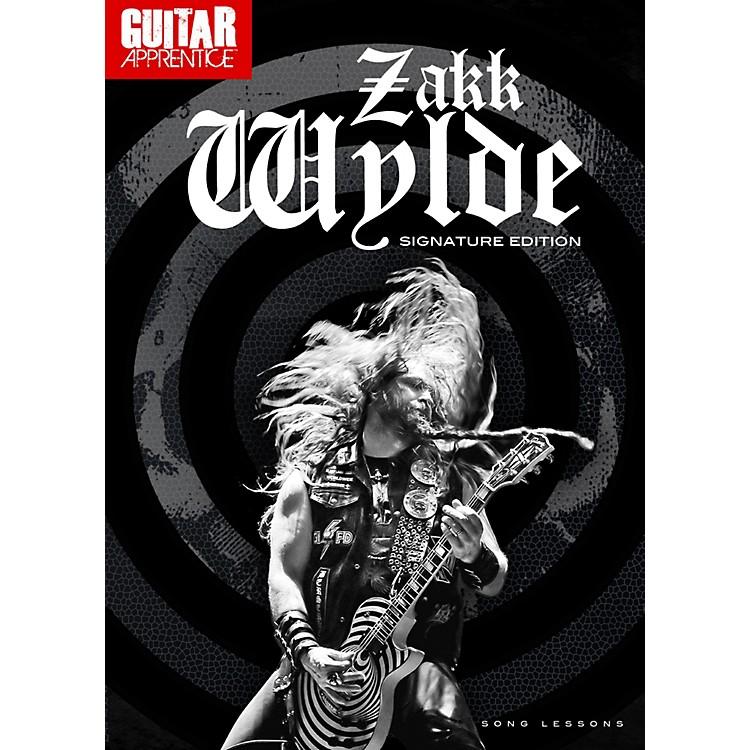 Hal LeonardZakk Wylde Guitar Apprentice 6-DVD set