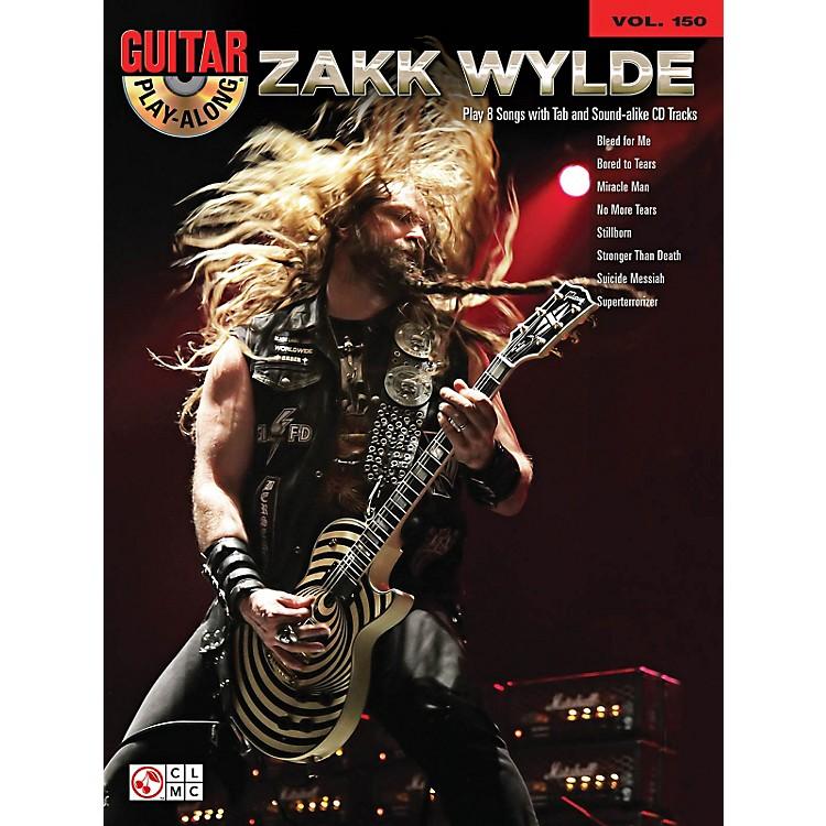 Cherry LaneZakk Wylde Guitar Play-Along Volume 150 Book/CD