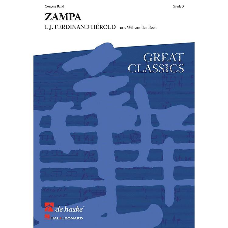 Hal LeonardZampa Score Only Concert Band