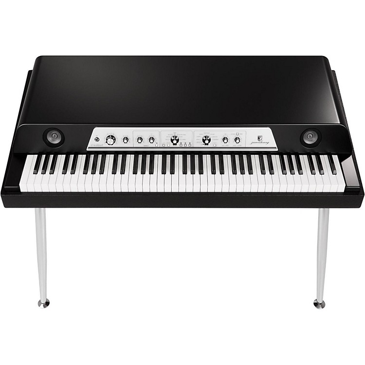 Waldorf Zarenbourg Electric Piano Black