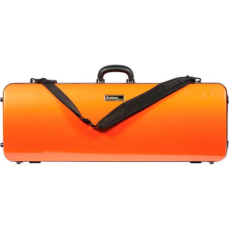 Galaxy CasesZenith 400SL Series Oblong Adjustable ABS Viola Case15 to 17 in.Orange