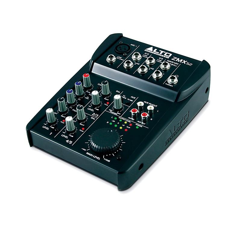 AltoZephyr Series ZMX52 5-Channel Compact Mixer