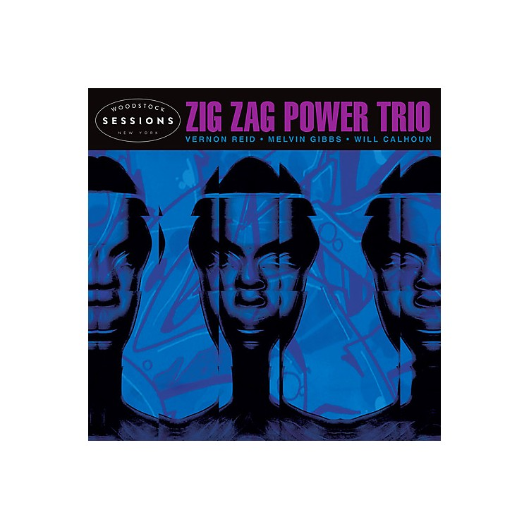 Alliance Zig Zag Power Trio - Woodstock Sessions Vol. 9