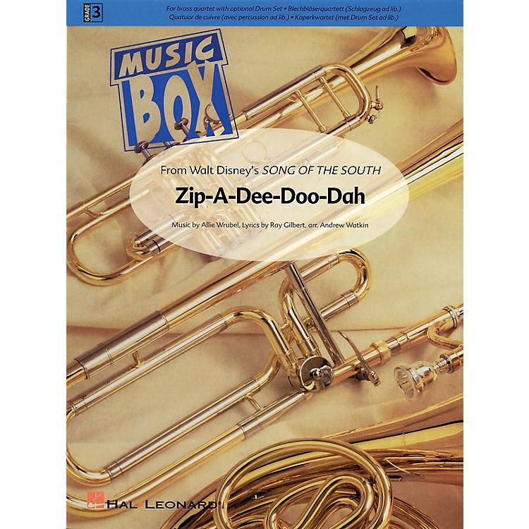 Hal LeonardZip-A-Dee-Doo-Dah De Haske Ensemble Series Arranged by Andrew Watkin