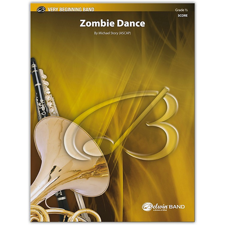BELWIN Zombie Dance Conductor Score 0.5 (Very Easy)