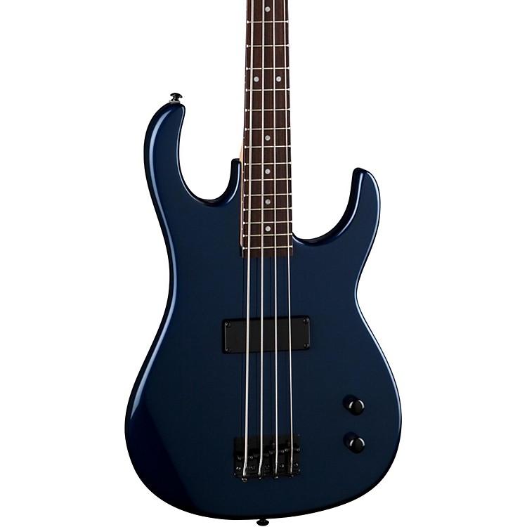 DeanZone 4-String Bass GuitarMetallic Blue