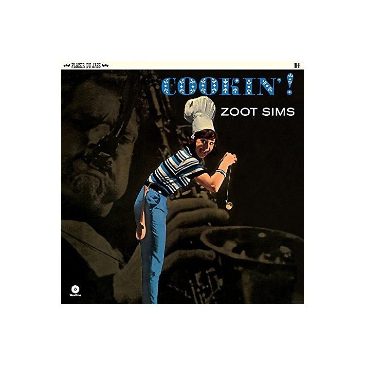 Alliance Zoot Sims - Cookin'