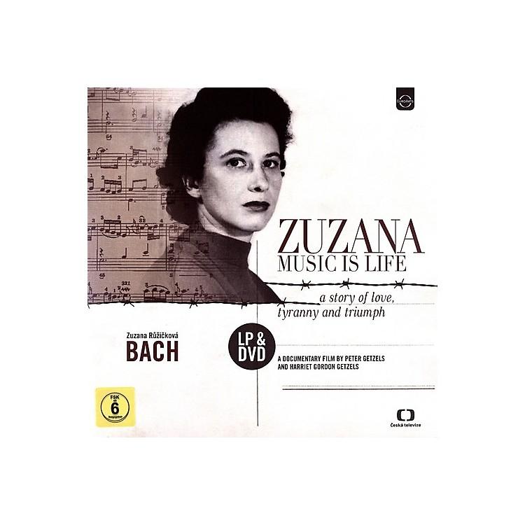 AllianceZuzana Ruzickova - Zuzana: Music Is Life - Story Of Love Tyranny