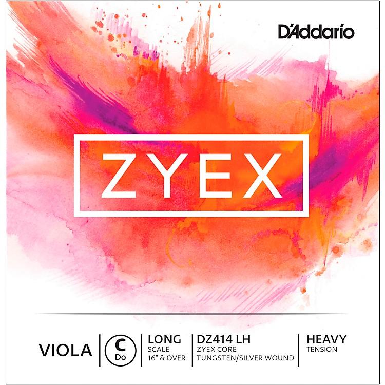 D'AddarioZyex Series Viola C String16+ Long Scale Heavy