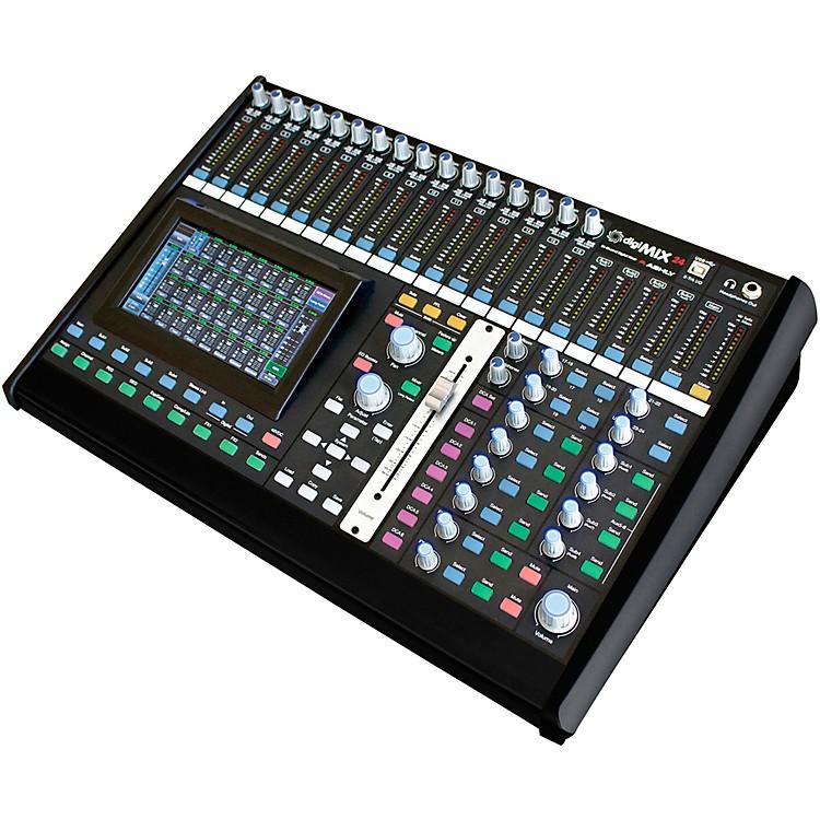 Ashly AudiodigiMIX24 24-Chanel Digital Mixer