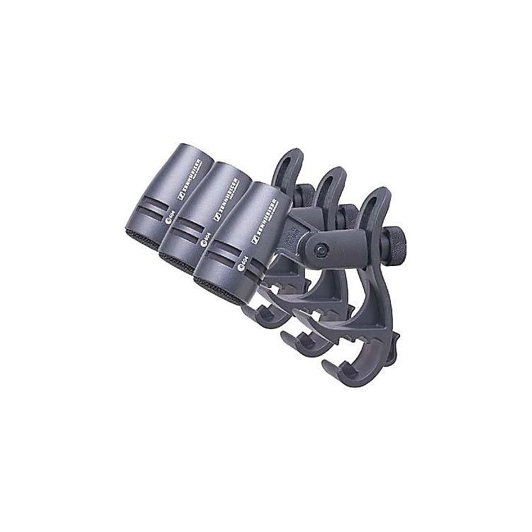 Sennheisere 604 Dynamic Cardioid Instrument Microphone 3-Pack