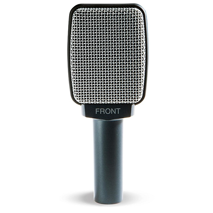 Sennheisere 609 Silver Dynamic Guitar Microphone