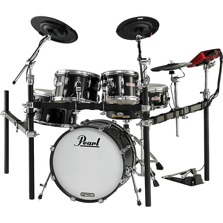 Pearle-Pro Live Electronic Acoustic Drum Set