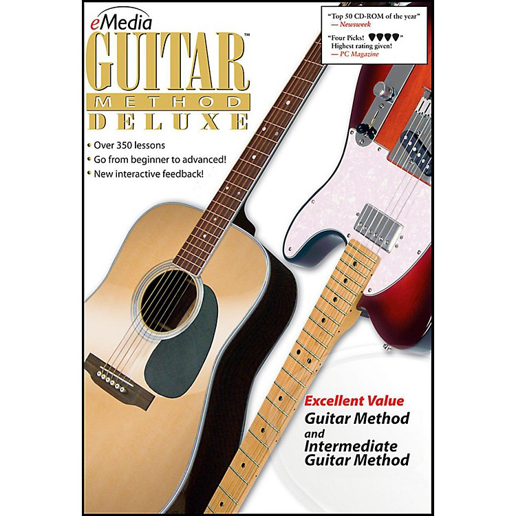 Emedia eMedia Guitar Method Deluxe - Digital Download Windows Version