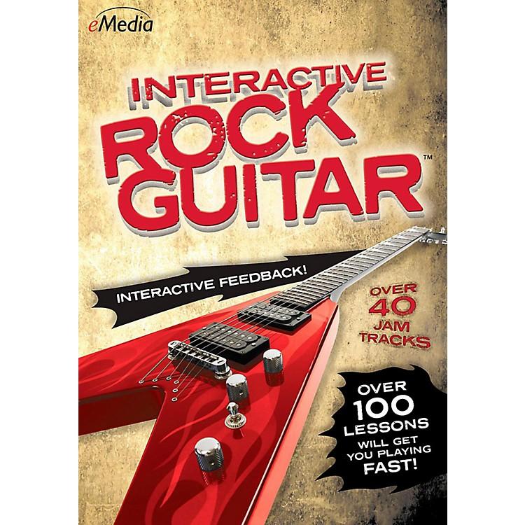 EmediaeMedia Interactive Rock Guitar - Digital DownloadWindows Version