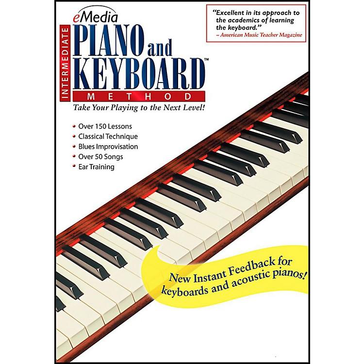 eMediaeMedia Intermediate Piano & Keyboard Method - Digital DownloadWindows Version