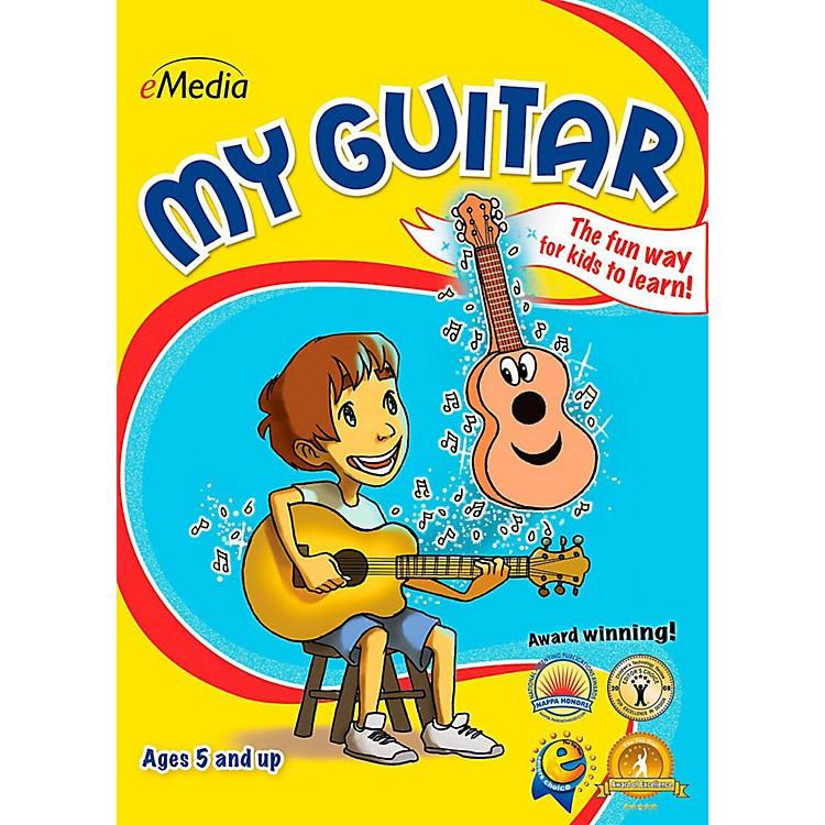 EmediaeMedia My Guitar - Digital DownloadMacintosh Version