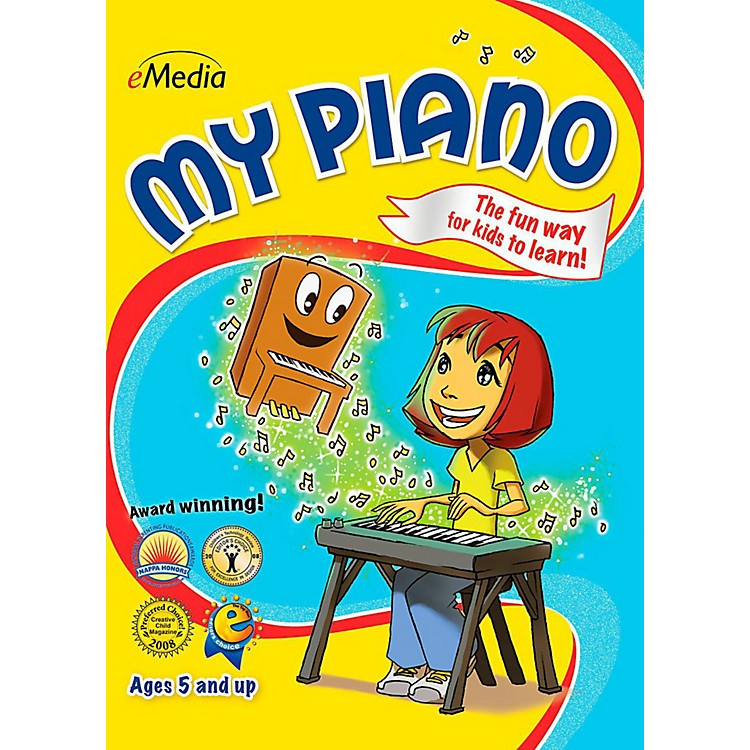 Emedia eMedia My Piano - Digital Download Macintosh Version