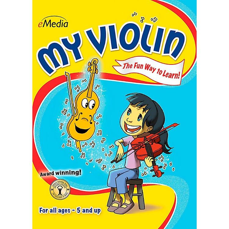 EmediaeMedia My Violin - Digital DownloadMacintosh Version