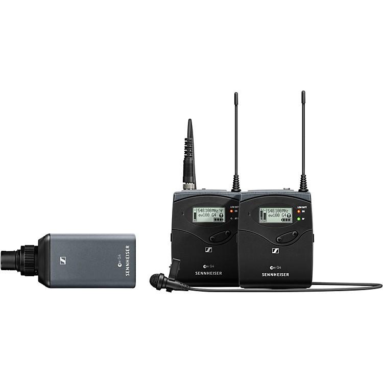 Sennheiserew 100 ENG G4 Portable Wireless Combo SetBand A