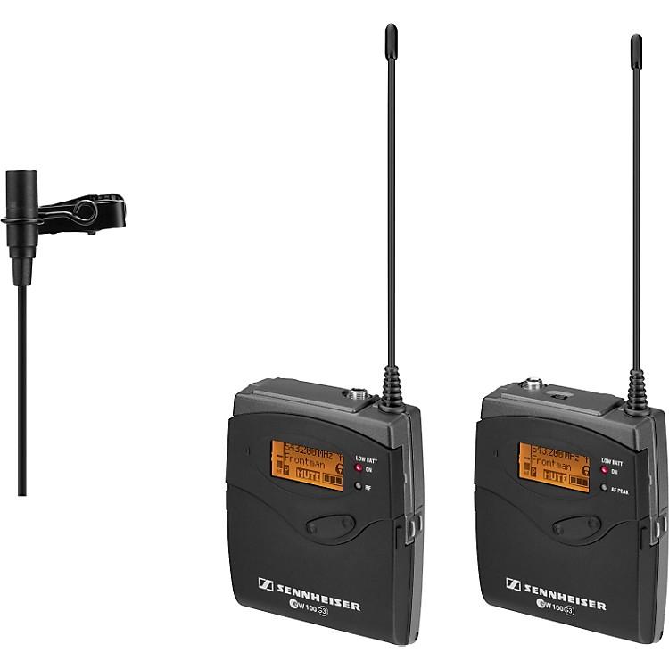 Sennheiserew 112-p G3 Omni Lavalier Microphone Wireless SystemBand B