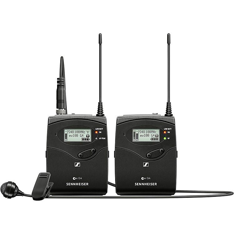 Sennheiserew 122P G4 Portable Lavalier Wireless SetBand A