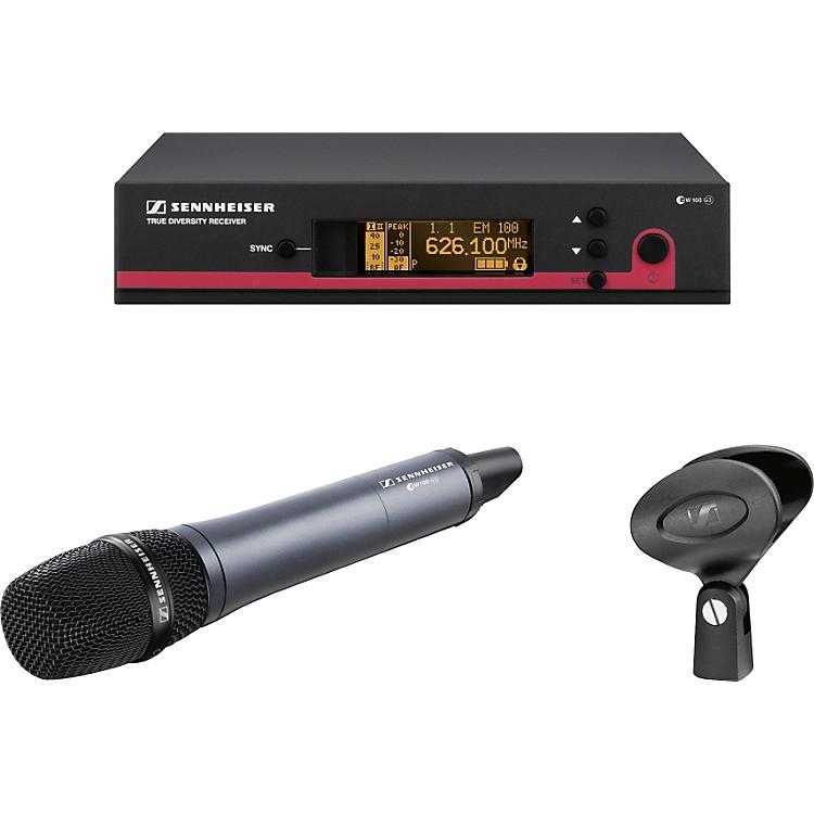 Sennheiserew 135 G3 Cardioid Microphone Wireless SystemBand G