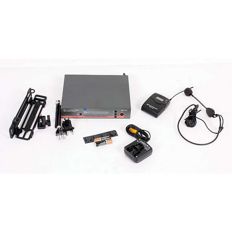 Sennheiserew 152 G3 Wireless Headset Microphone SystemBand A888365102382