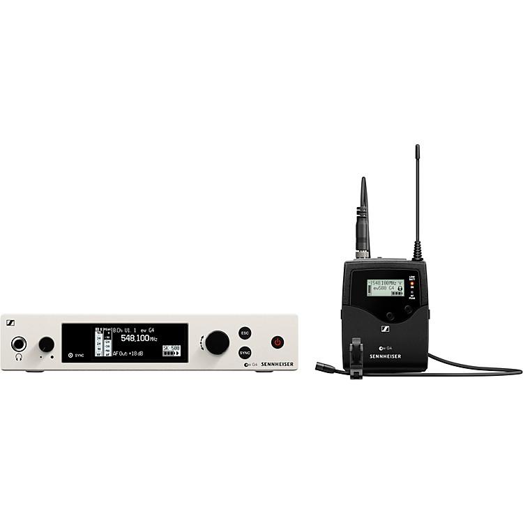 Sennheiserew 500 G4-MKE2 Lavalier Wireless SystemAW+