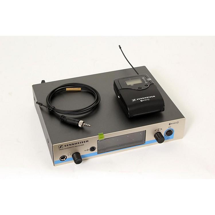 Sennheiserew 512 G3 Pro Lavalier Wireless SystemBand A888365839530