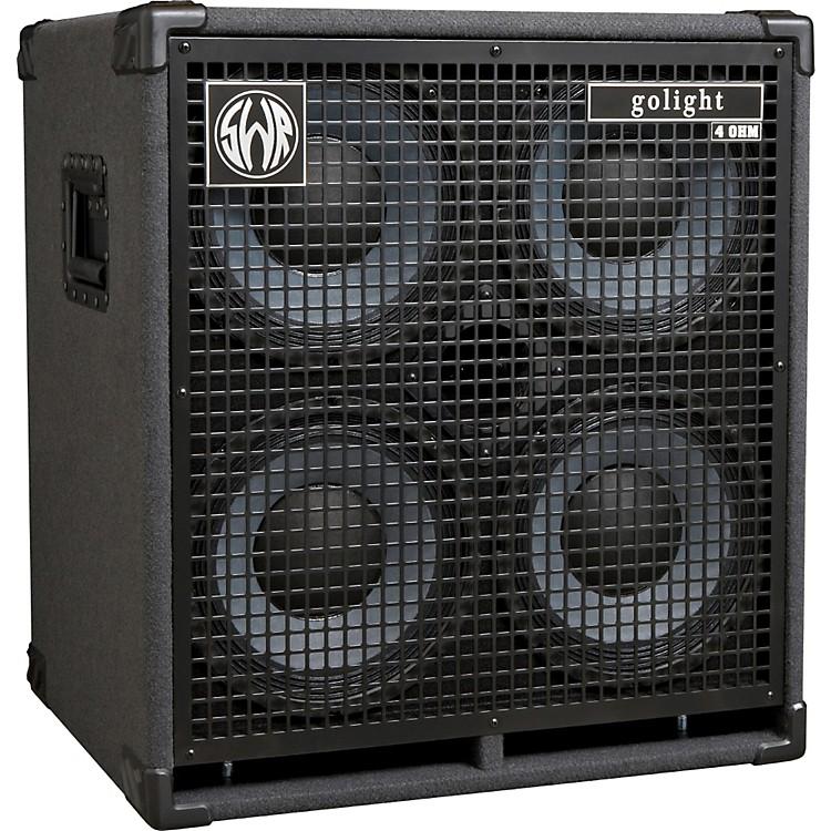 SWRgolight 800W 4X10 Bass Speaker CabinetBlack4 Ohms