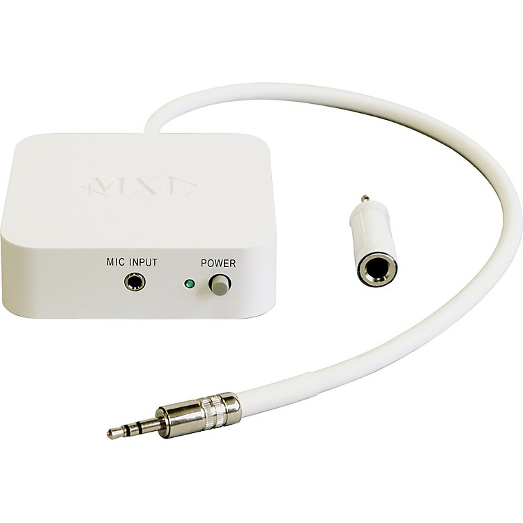 MXL iBooster Guitar and Microphone Interface  MAC