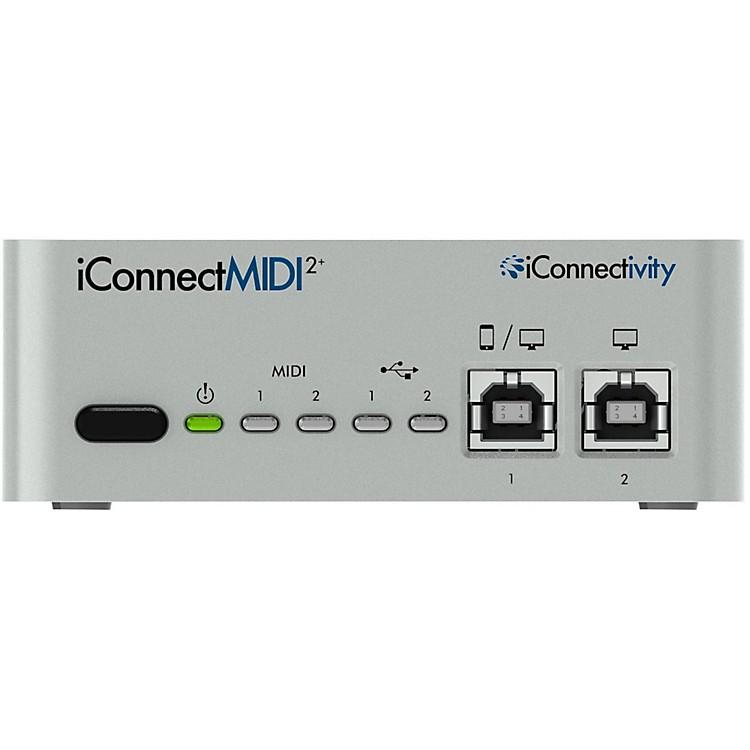 iConnectivityiConnectMIDI2+ Lightning Edition