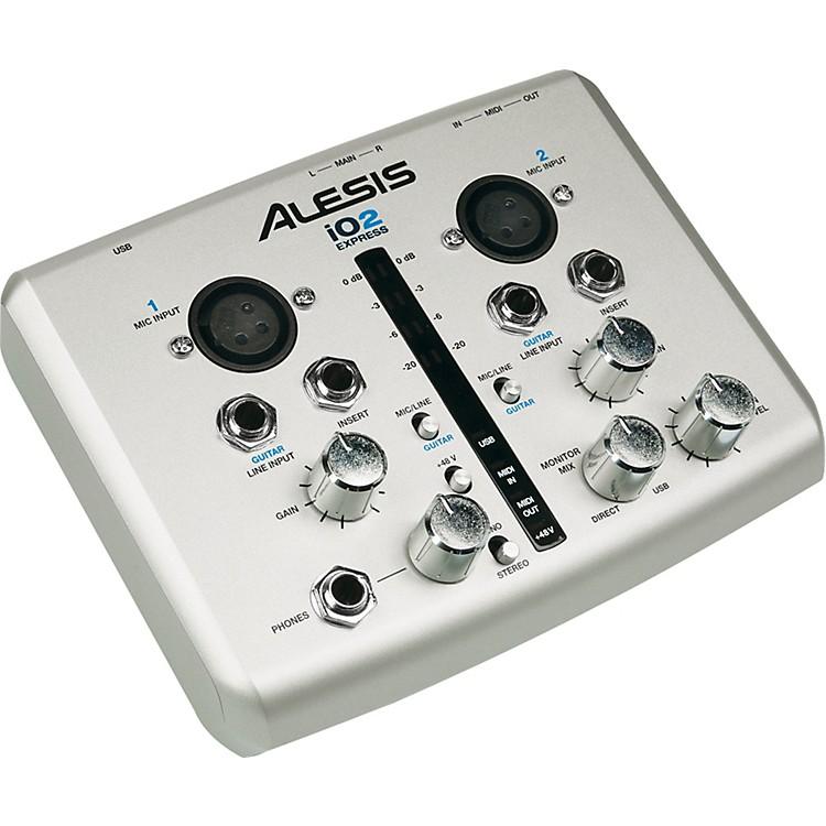 AlesisiO2 Express Audio Interface
