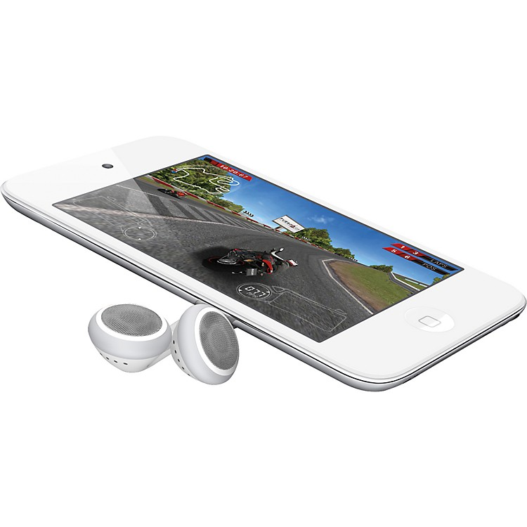 Apple iPod Touch 8G - White (4th Gen)