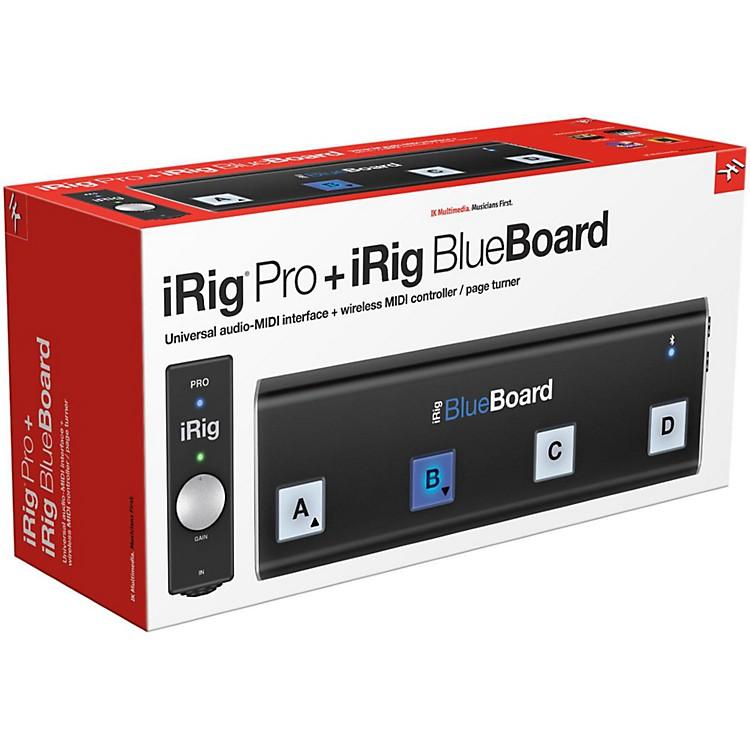 IK MultimediaiRig Bundle Pro + Bboard