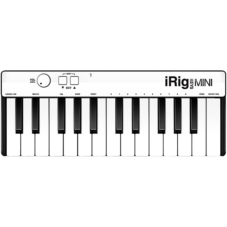 IK MultimediaiRig Keys Mini with SampleTank SE