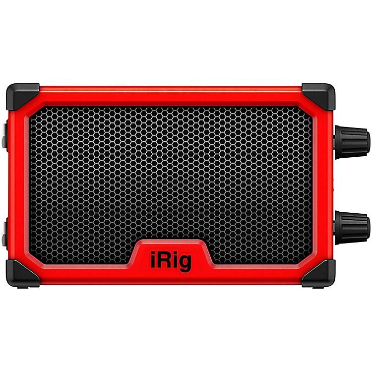 IK MultimediaiRig Nano 3W 1x3 Micro Combo Guitar AmplifierWhite